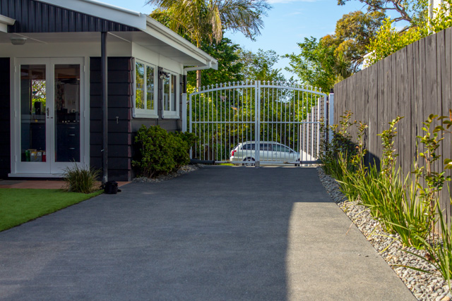 driveway landscaping glendowie auckland